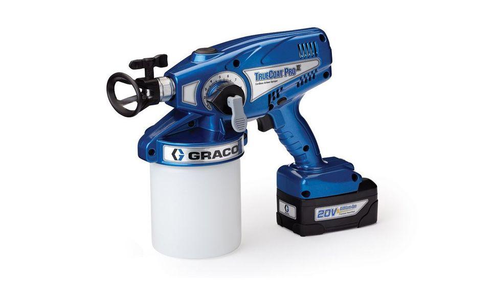 Graco Cordless Paint Sprayer