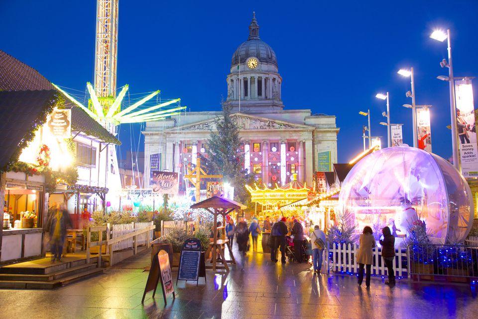 Nottingham Christmas Market