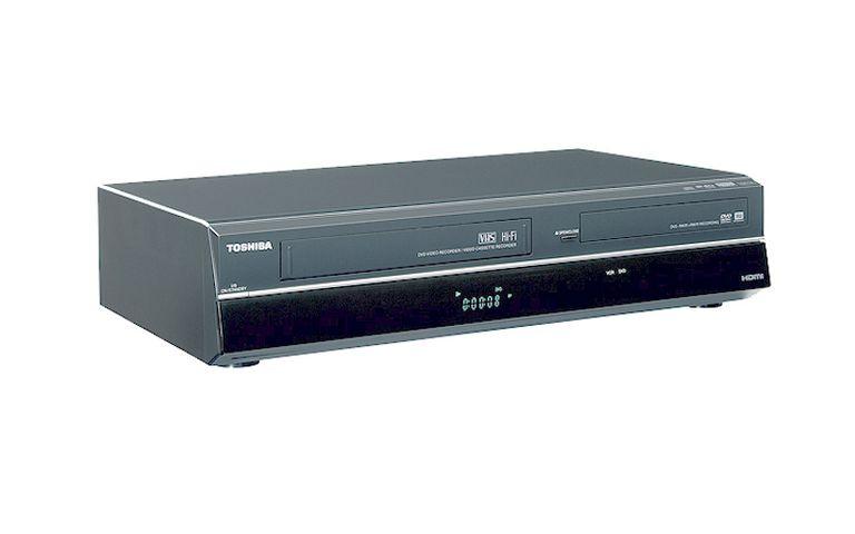 Toshiba DVR620 Tunerless DVD Recorder/VCR Combo