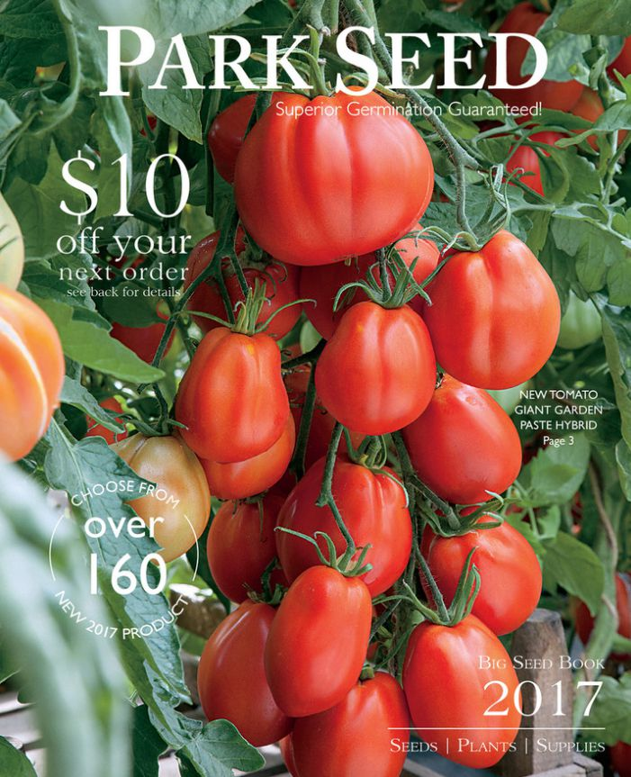 Free Catalog Request Home Decor: Get A Free Park Seed Catalog In The Mail