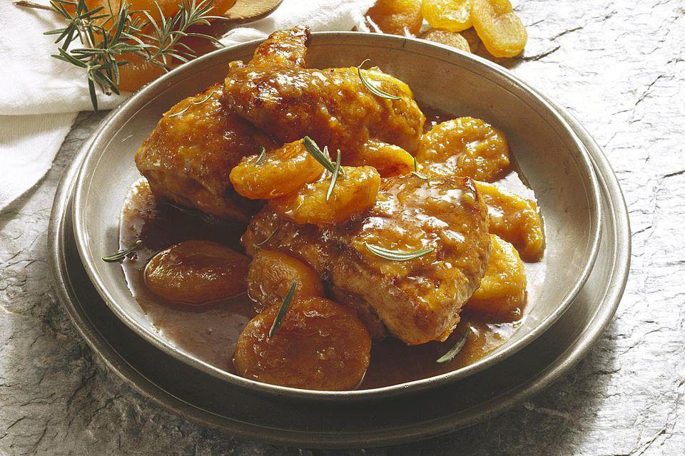Crockpot Apricot Chicken
