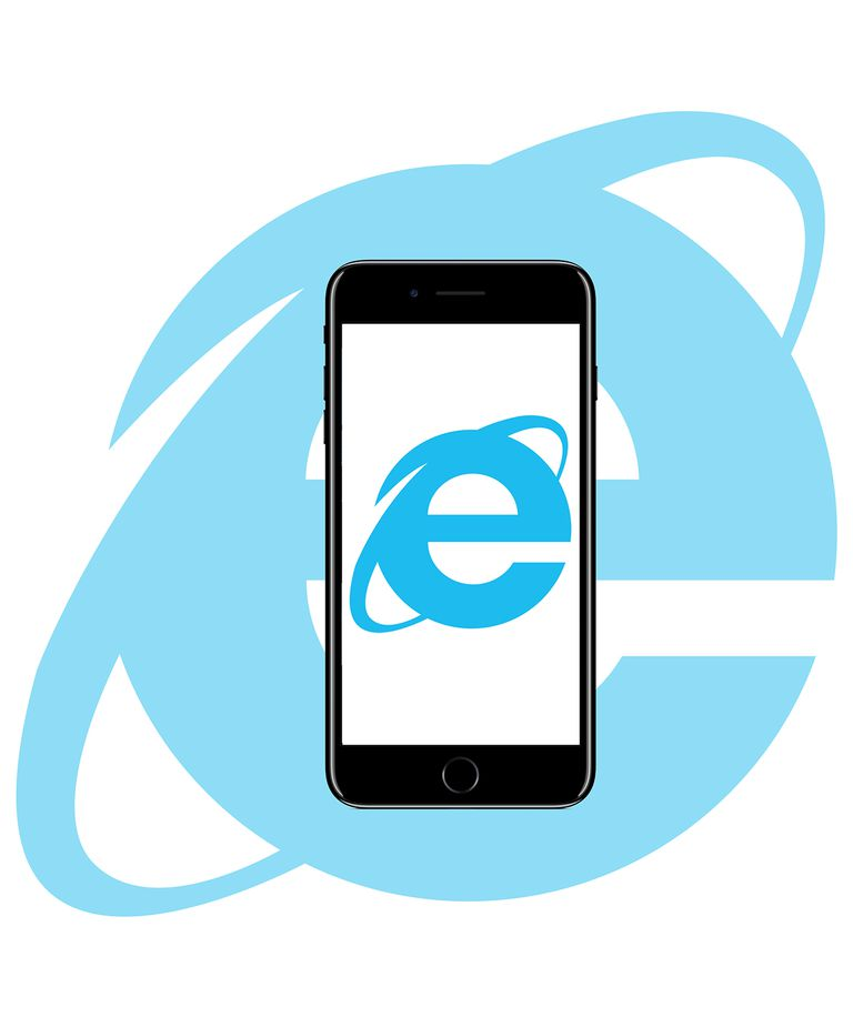 IE for iPhone