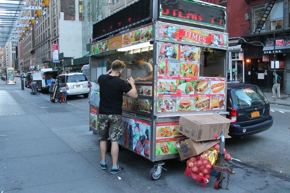 Best Food Carts In Portland