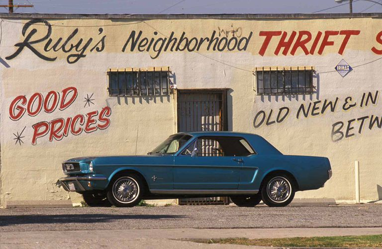 1966 Ford Mustang Sprint 200 Coupe