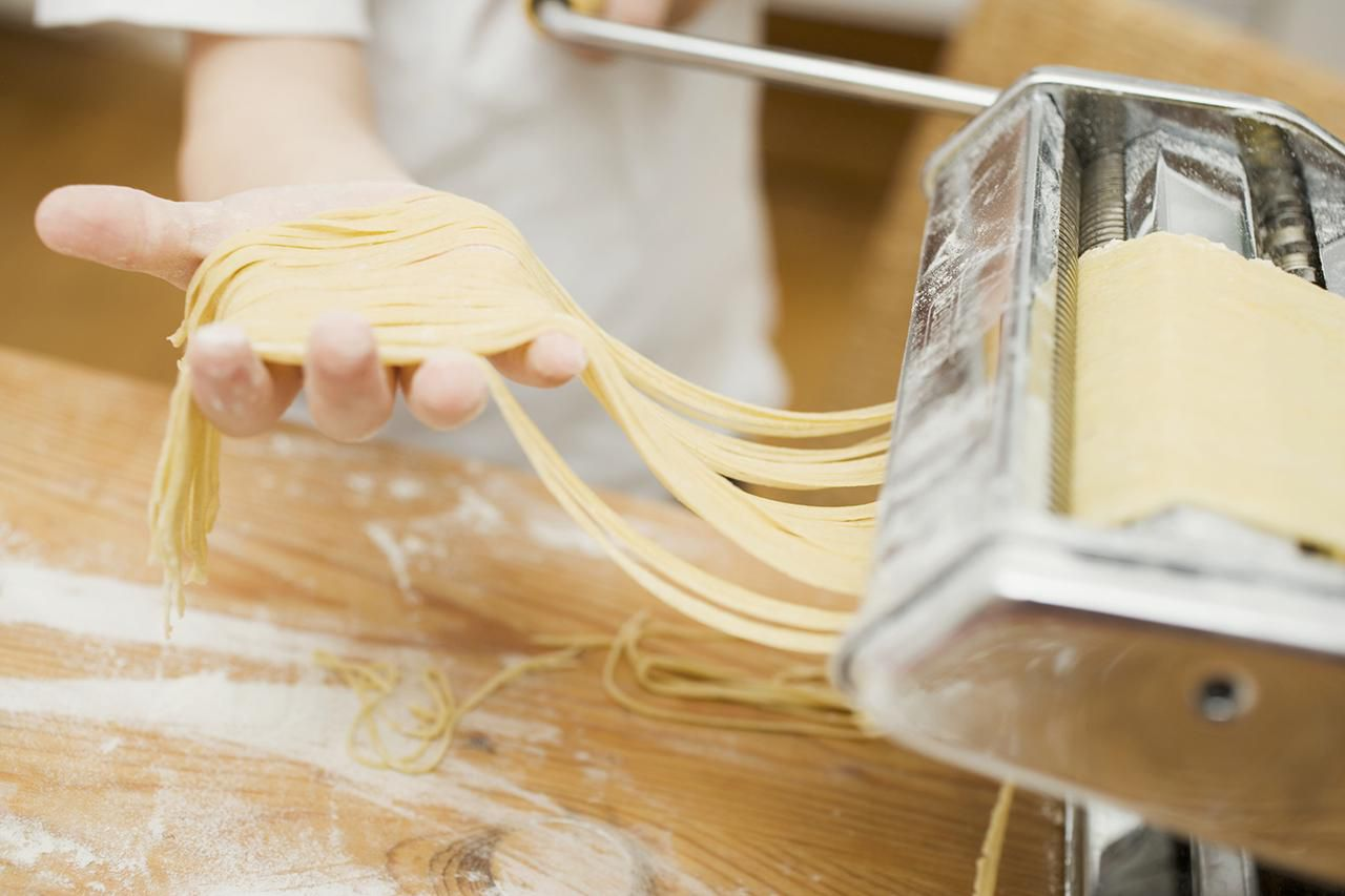 Quick And Easy Fresh Pasta Recipe For Two