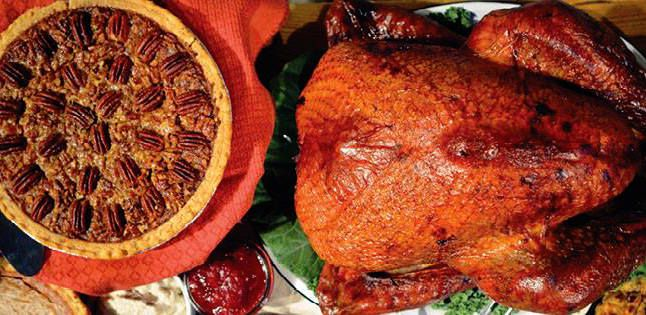 Turkey to go at Hill Country Barbecue Market