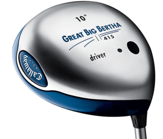 Callaway Great Big Bertha II 415 Titanium Driver