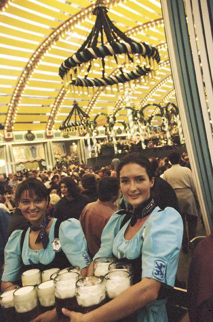 Oktoberfest Beer Tents