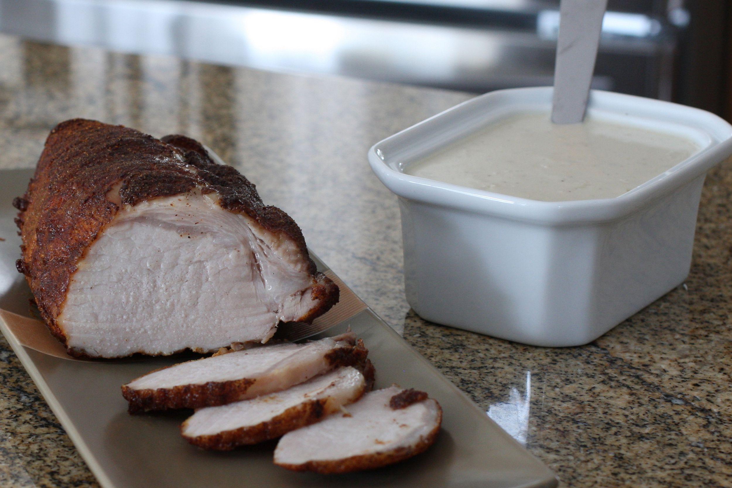 recipe: sour cream gravy pork chops [29]