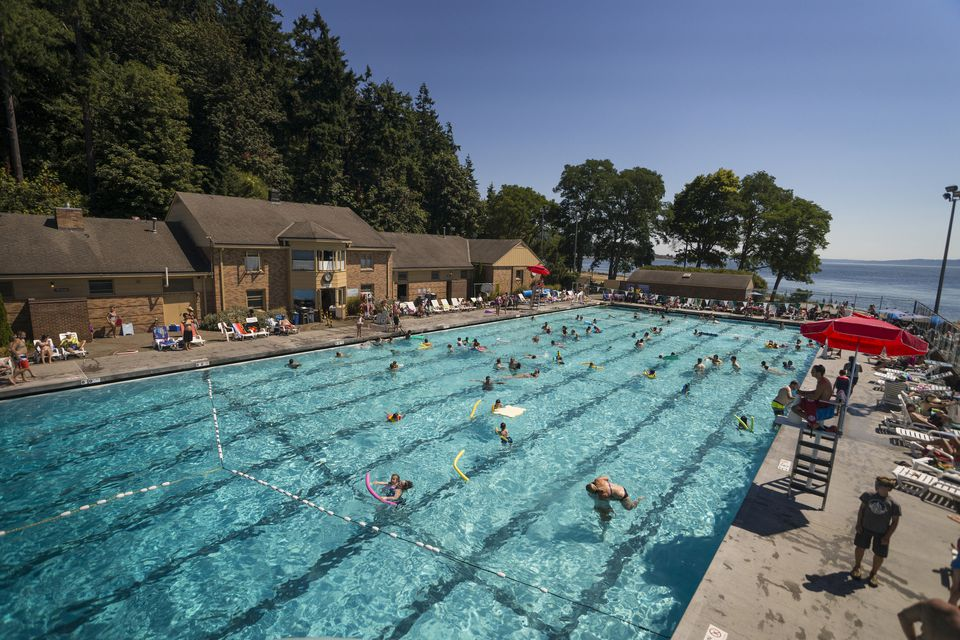 Where to Go Swimming in Seattle in the Summer