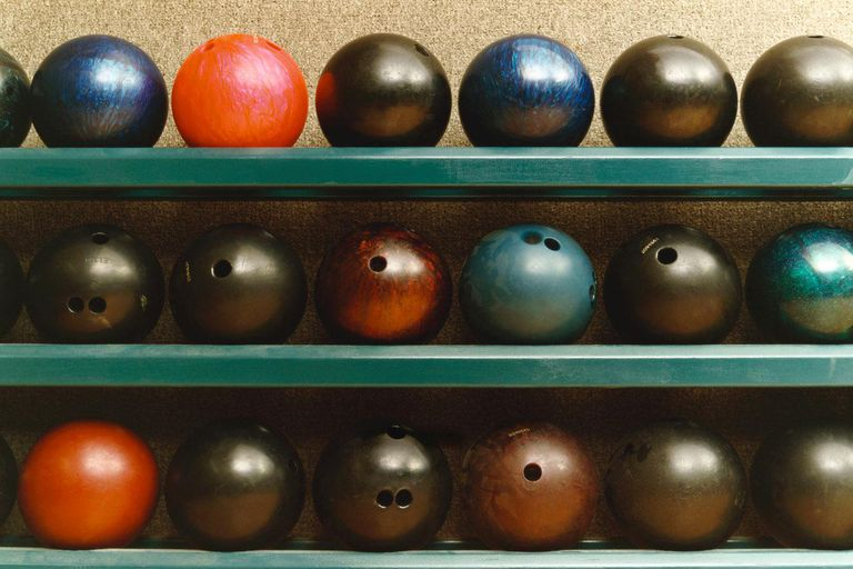Inside every bowling ball is a core.