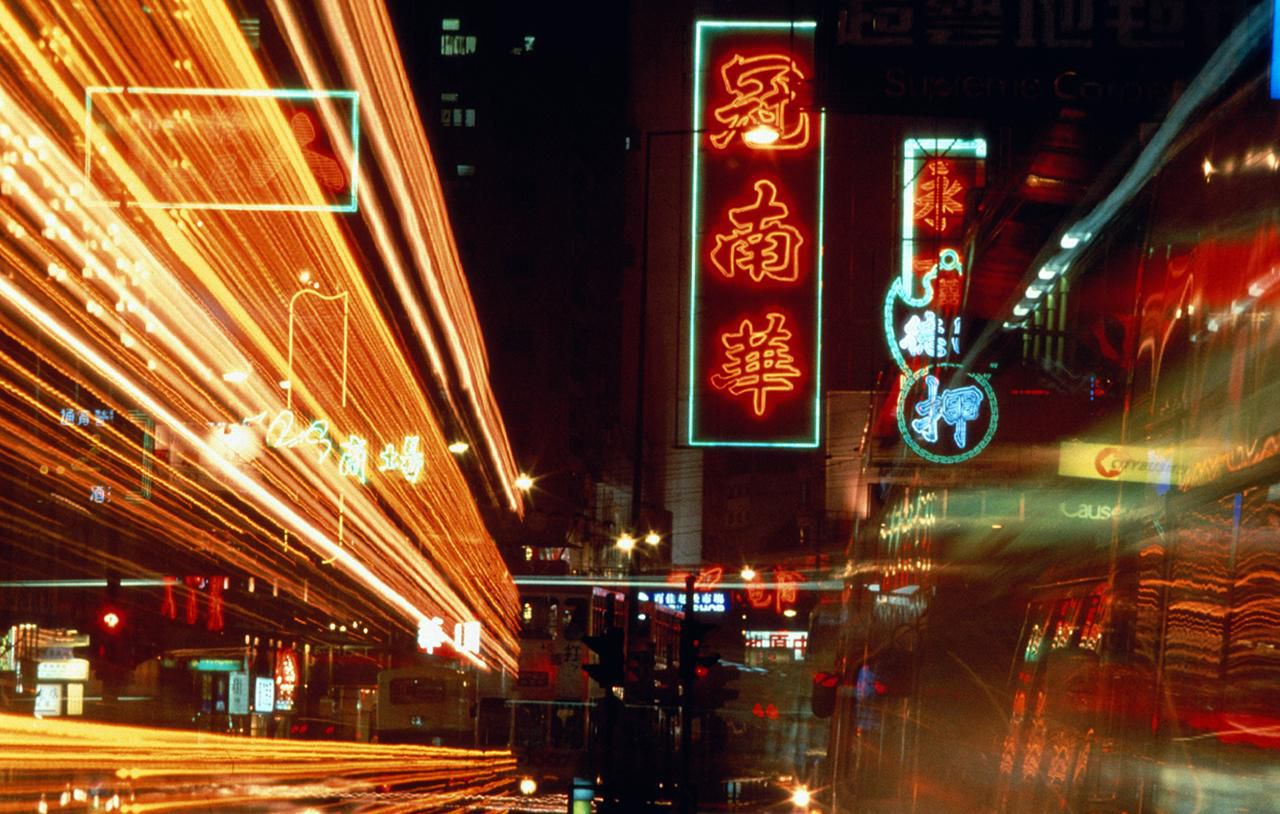 Prostitution In Hong Kong