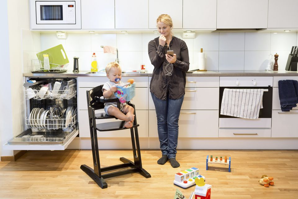 Housework-guilt