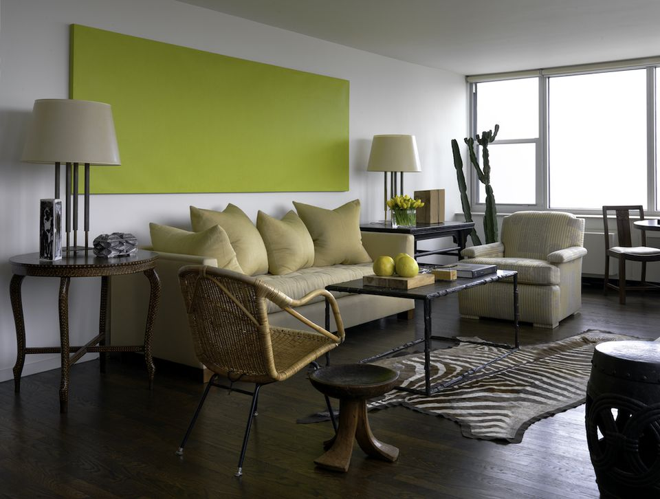 mid century design takes hold in this lakeshore drive chicago apartment