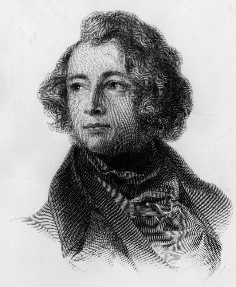 Charles Dickens in 1839