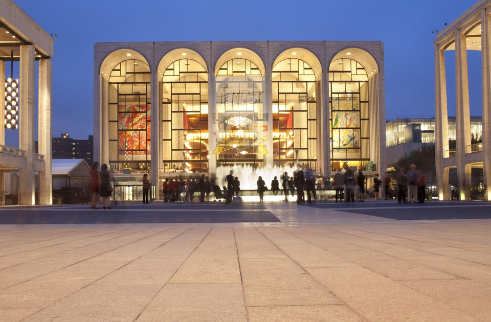 Lincoln Center for Performing Arts, New York