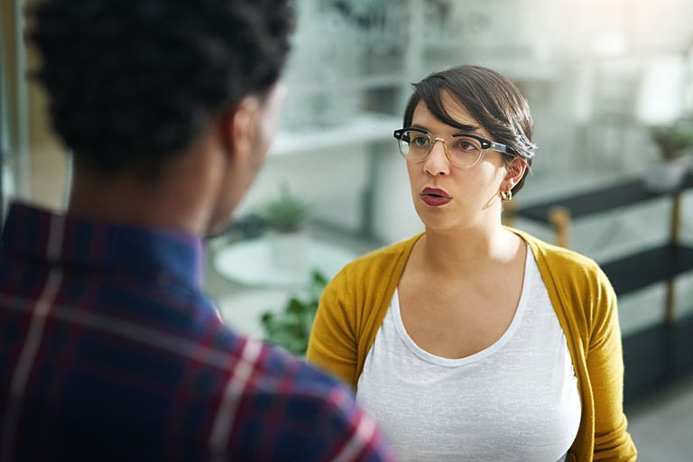 Creative differences can make tempers flare in any office