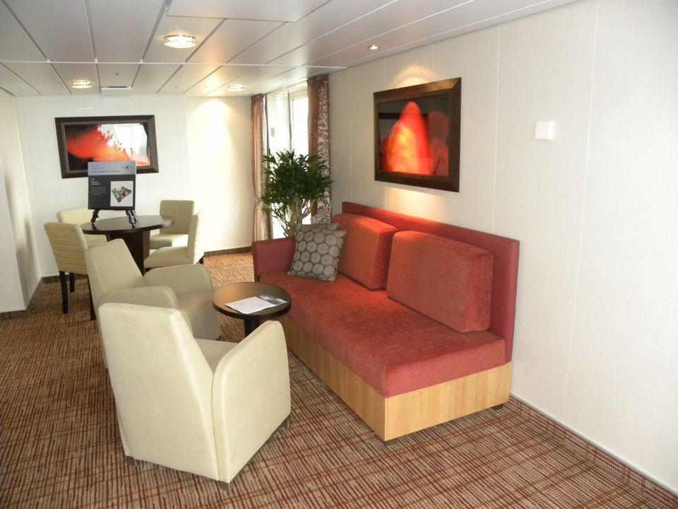 Celebrity Silhouette Cruise Ship Tour