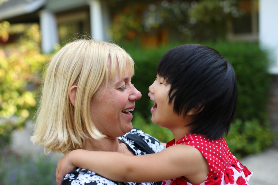 adoptive mother