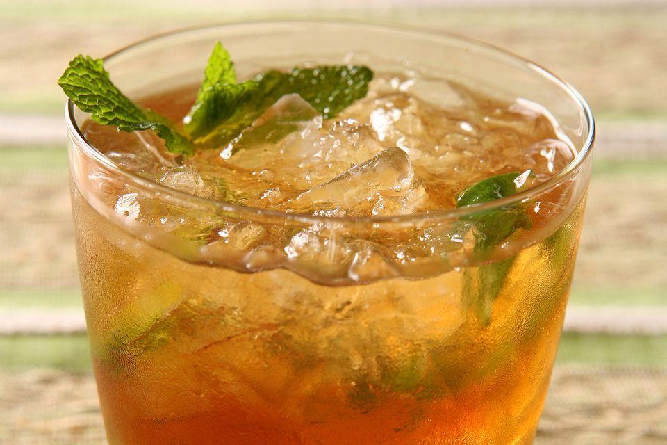Bulleit Bourbon's Ginger Julep '68 Fastback Recipe