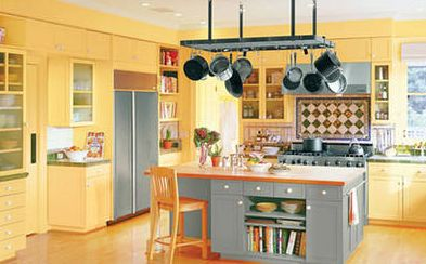 Country or Rustic Kitchen Design Ideas