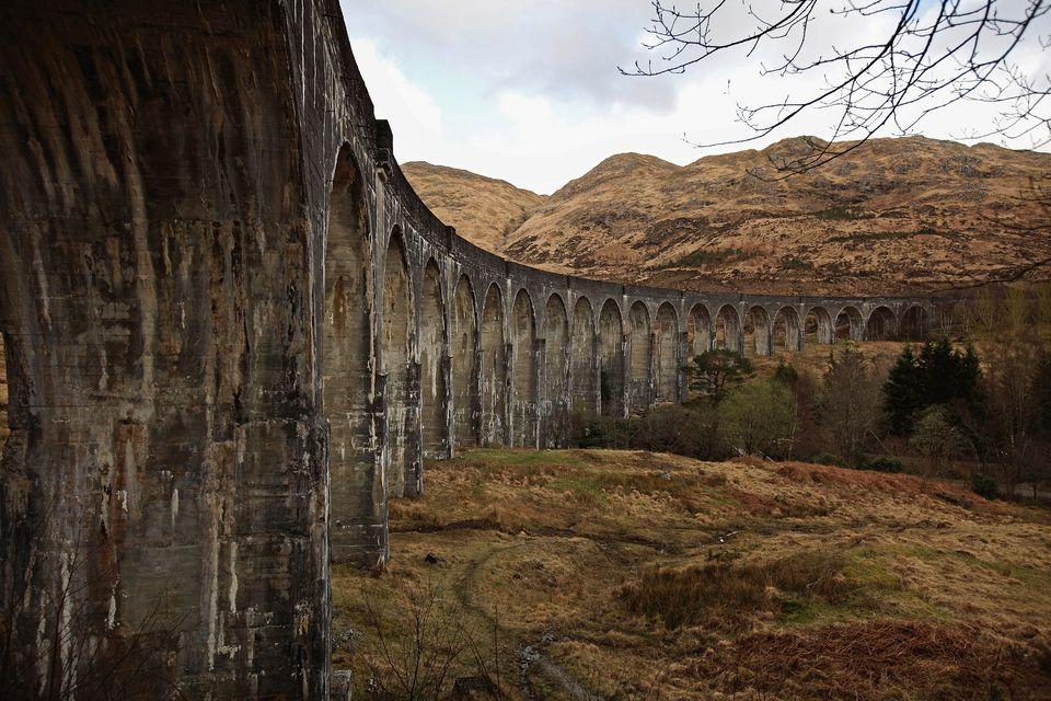 UK Landmarks - Glenfinnan Viaduct