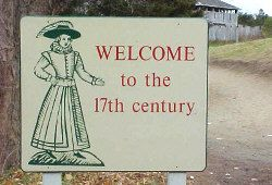 Plimoth Plantation Welcome
