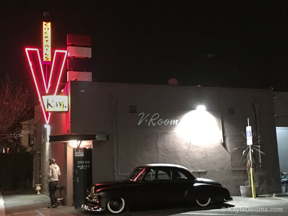 V Room in Long Beach, CA