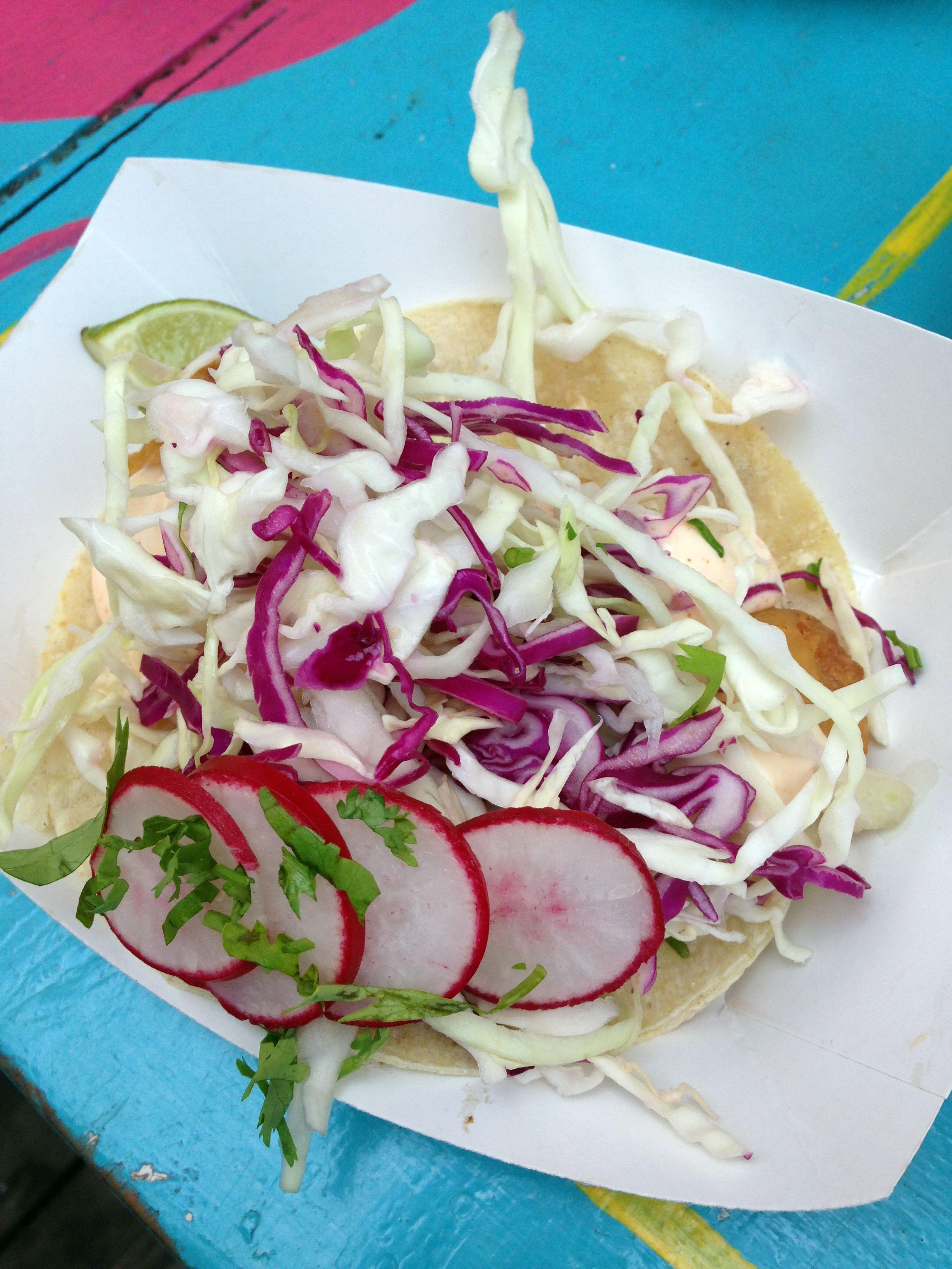 Plan a visit to rockaway beach in new york city for Best fish tacos nyc