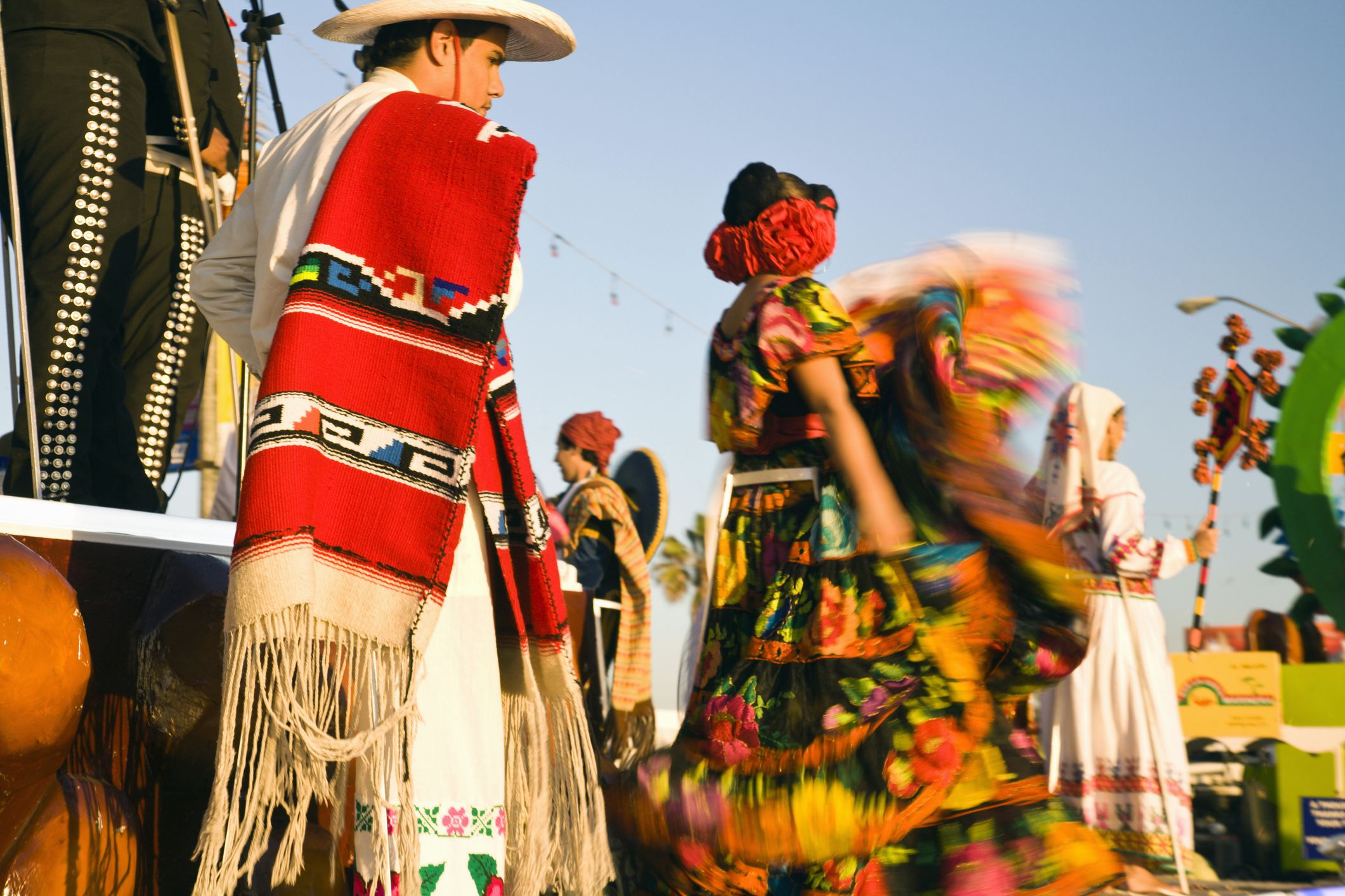Find out when carnival is celebrated in Mexico