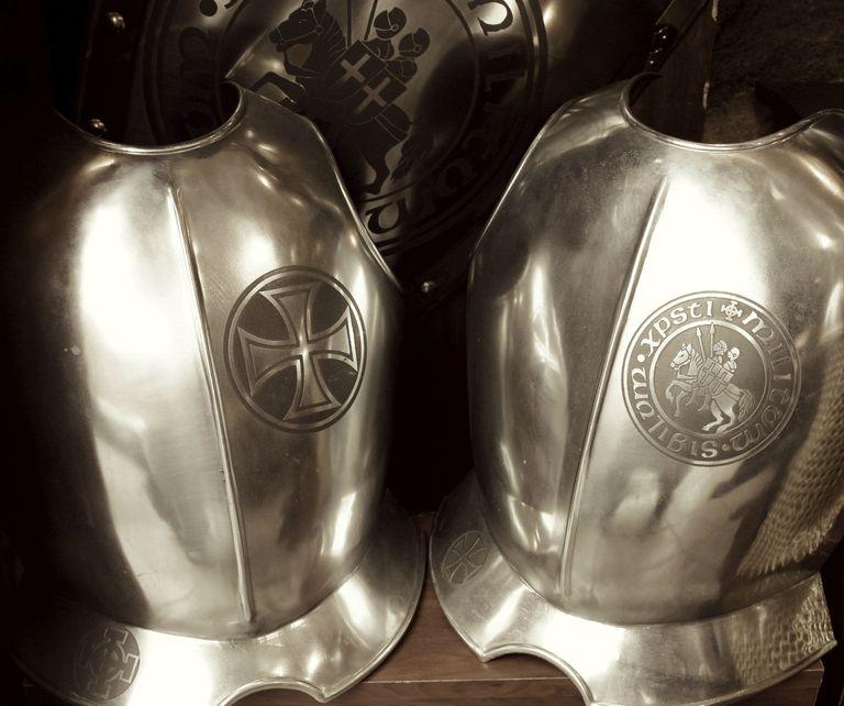 Templar armors