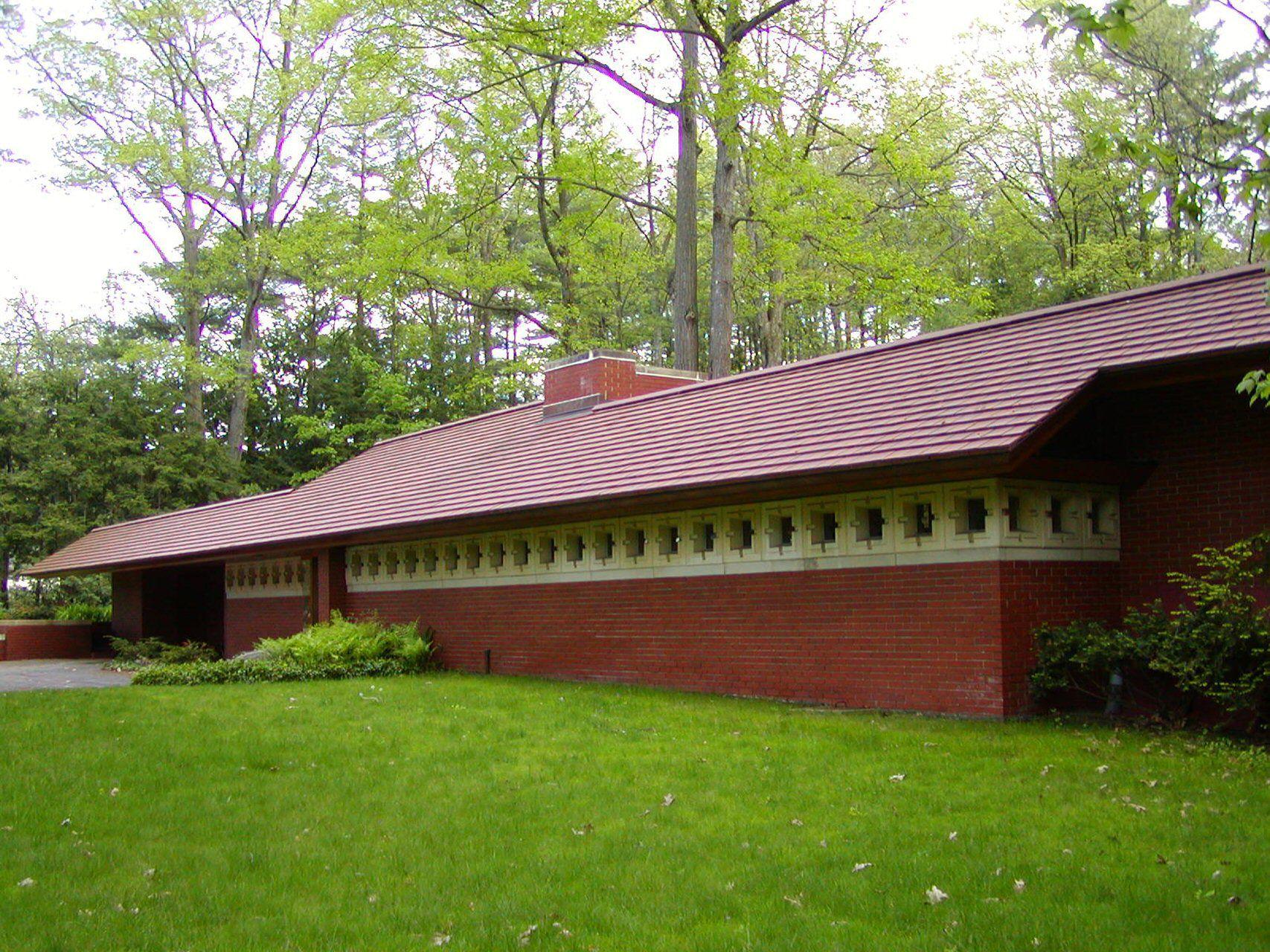 Zimmerman House Photos Of The New Hampshire Usonian