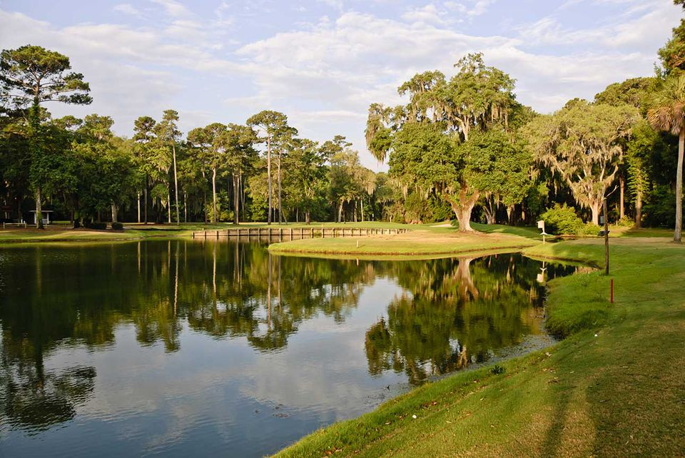 The Melrose Golf Course on Daufuskie Island, South Carolina