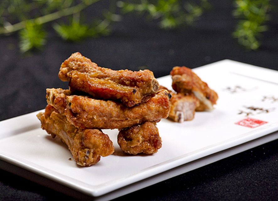 Thai Fried Ribs Finger Food Style!