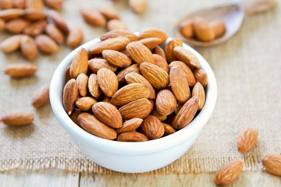 How to Blanch, Peel and Fry Almonds - Moroccan Cooking Guide