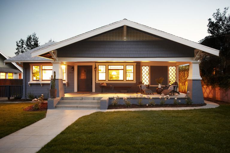 Craftsman Style House Getty Images Joe Schmelzer
