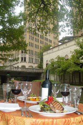 Top Restaurants On The San Antonio Riverwalk