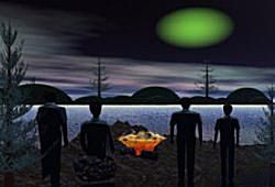Allagash Alien Abduction