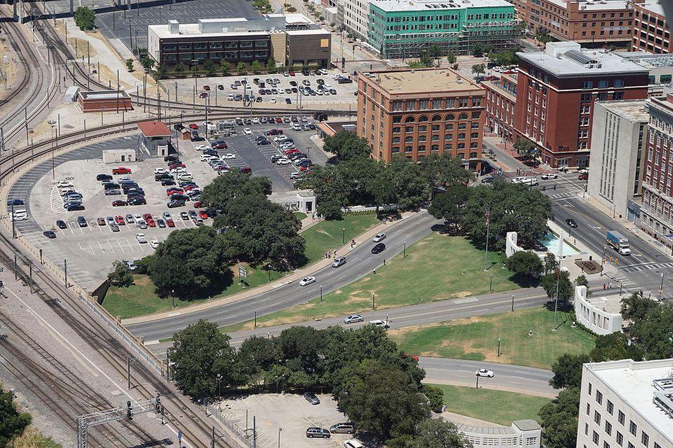 Dealey Plaza Dallas
