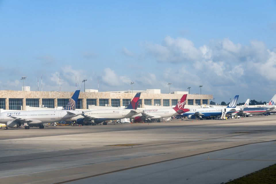 Cancun airport