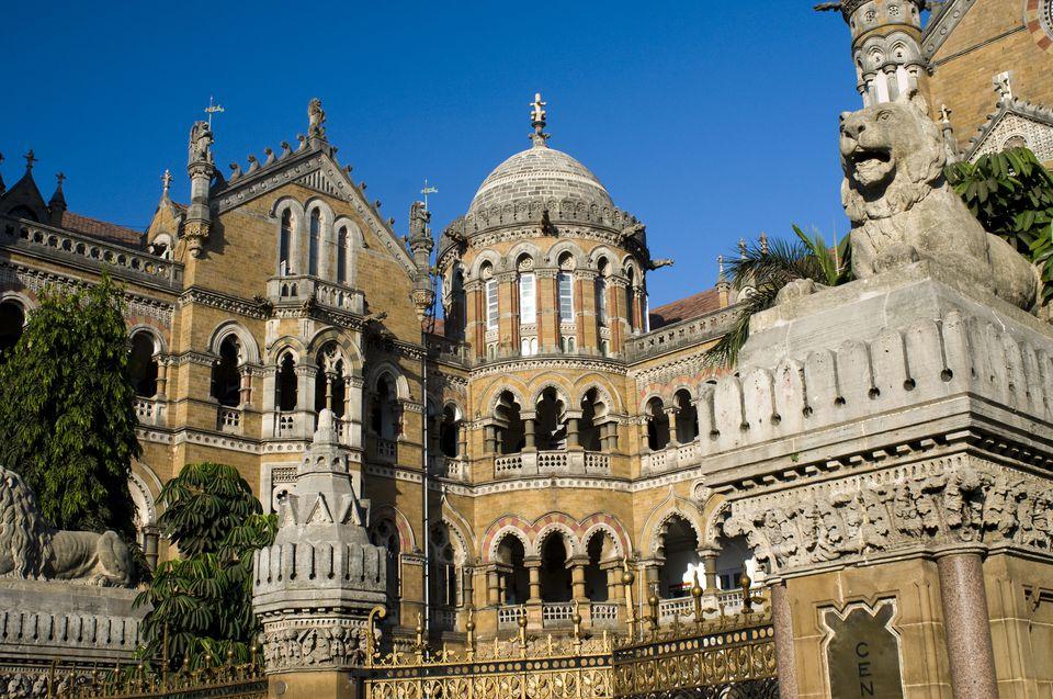 Victoria Terminus, Chhatrapati Shivaji, Fort Area
