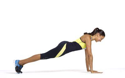 how to do a yoga plank pose like a pro