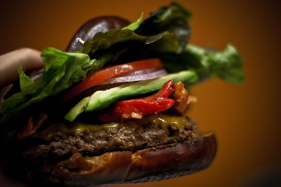 To Die For Burger