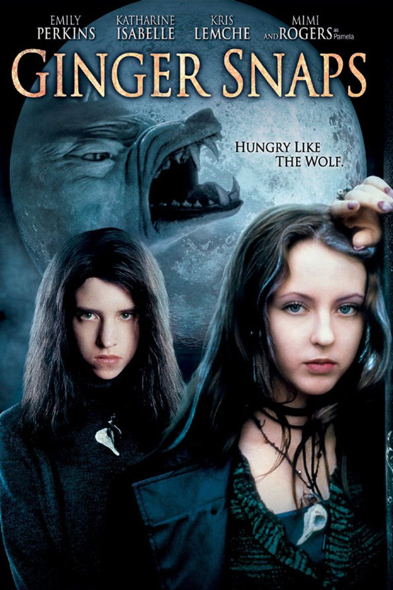 Ginger Snaps werewolf movie franchise