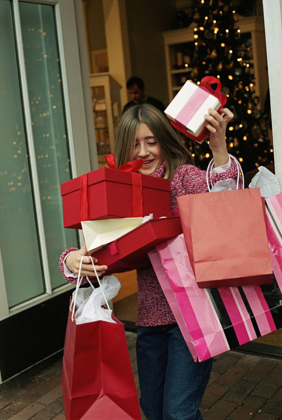 Last minute Christmas Shopping