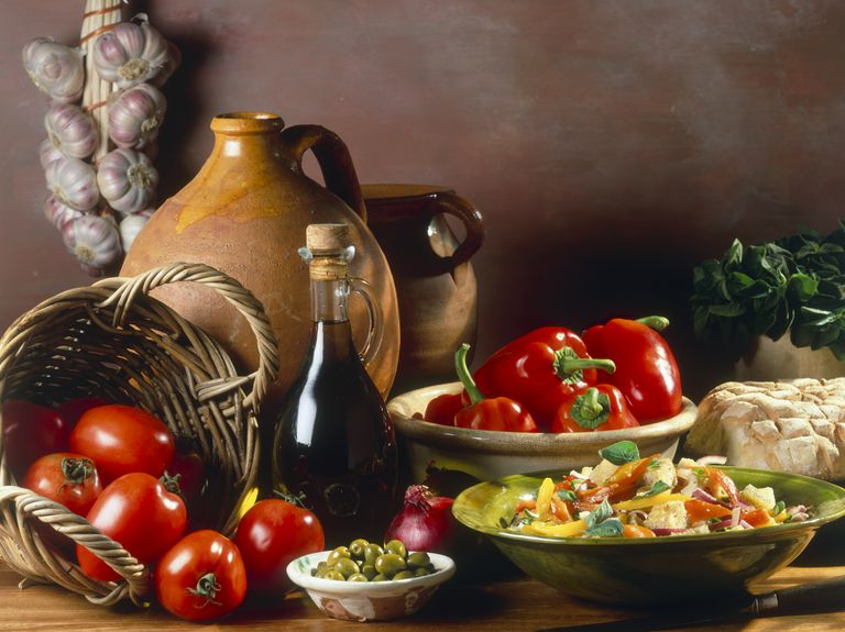 Mediterranean Diet for Alzheimer's Prevention