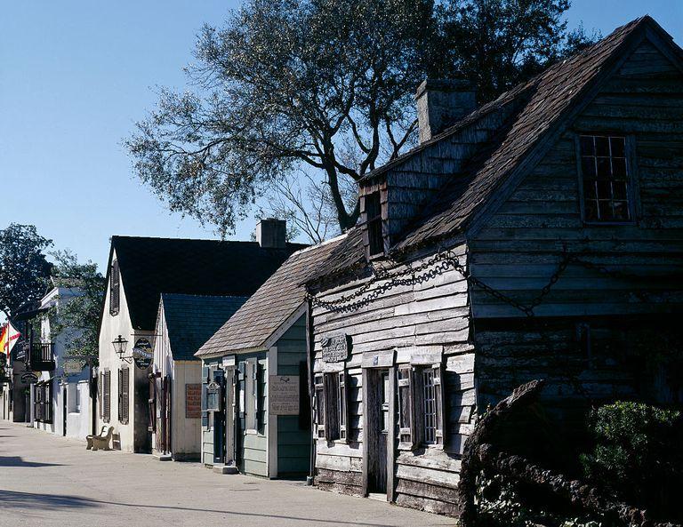 Historic district, St. Augustine, Florida