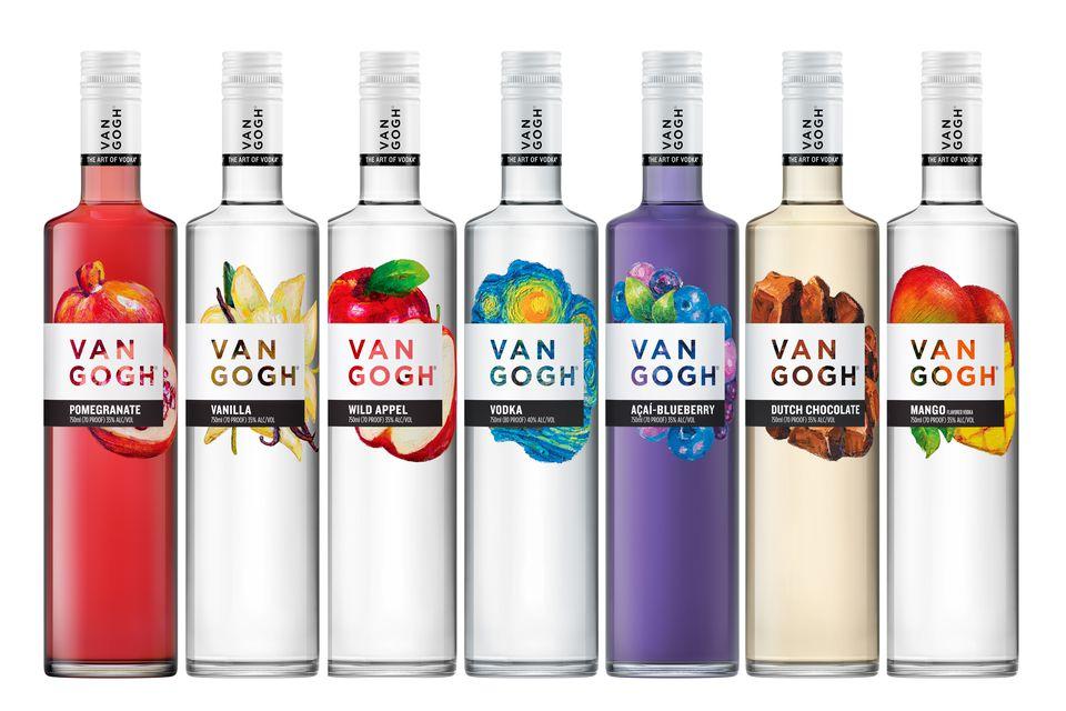 Van Gogh Vodka and Flavored Vodkas