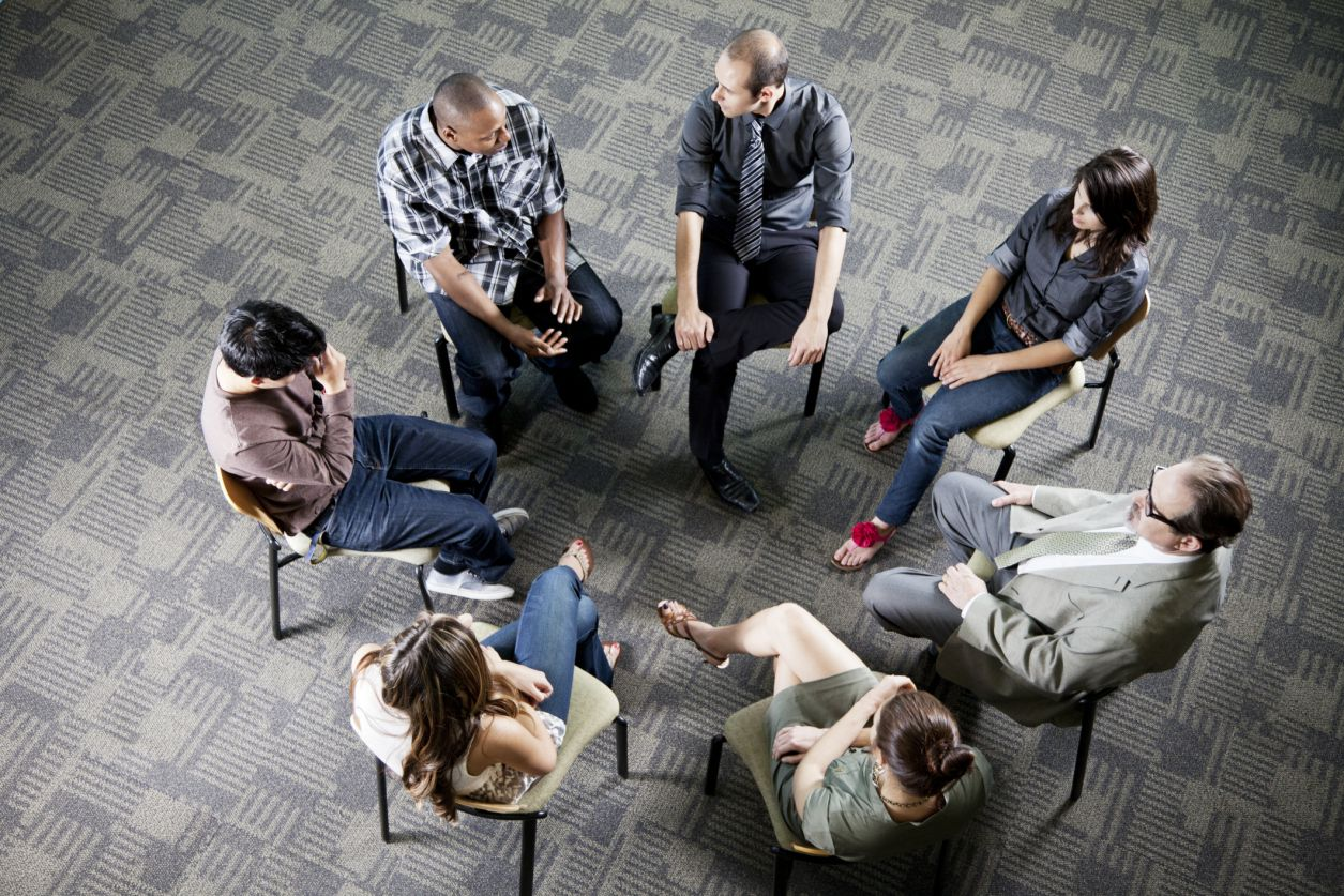 essay alcoholics anonymous meeting Alcoholics anonymous (aa) is the largest and most commonly known self-help group in the world since the creation of aa in 1935, there have been many programs modeled after it, which are also based on the 12-step program.