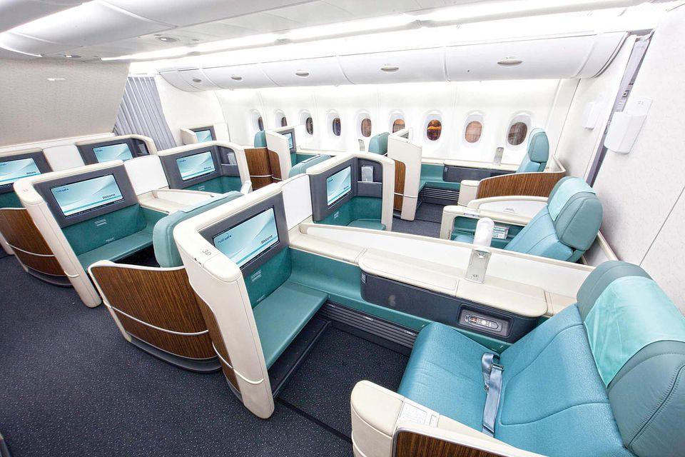 Korean Air A380 First Class